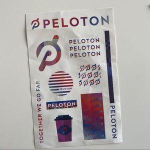 Peloton Stickers